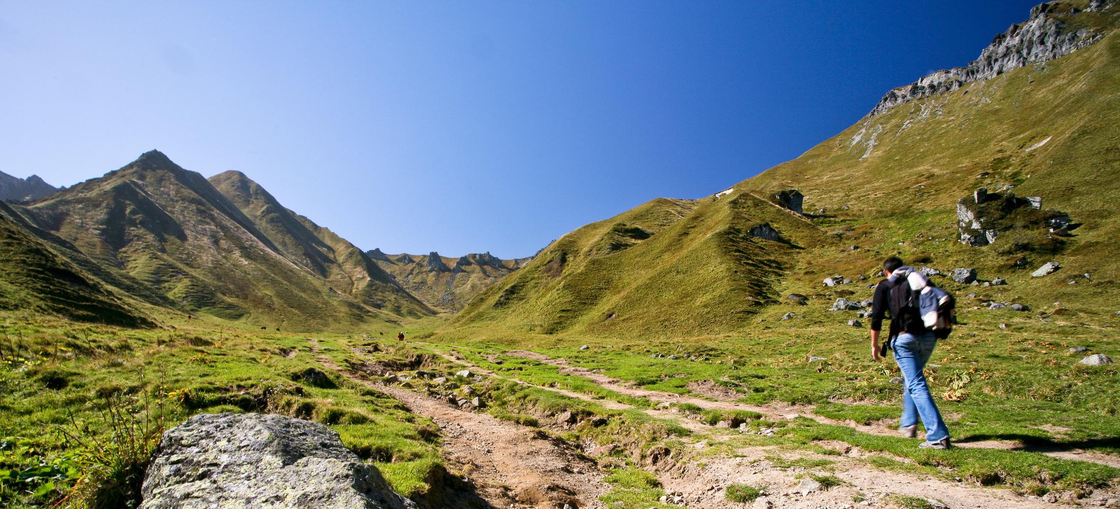 Val de Courre - Massif du Sancy - Auvergne