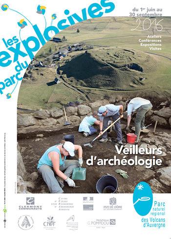Reproduction grandeur nature d'un TRA - Murat-le-Quaire - Massif du Sancy - Puy-de-Dôme - Auvergne