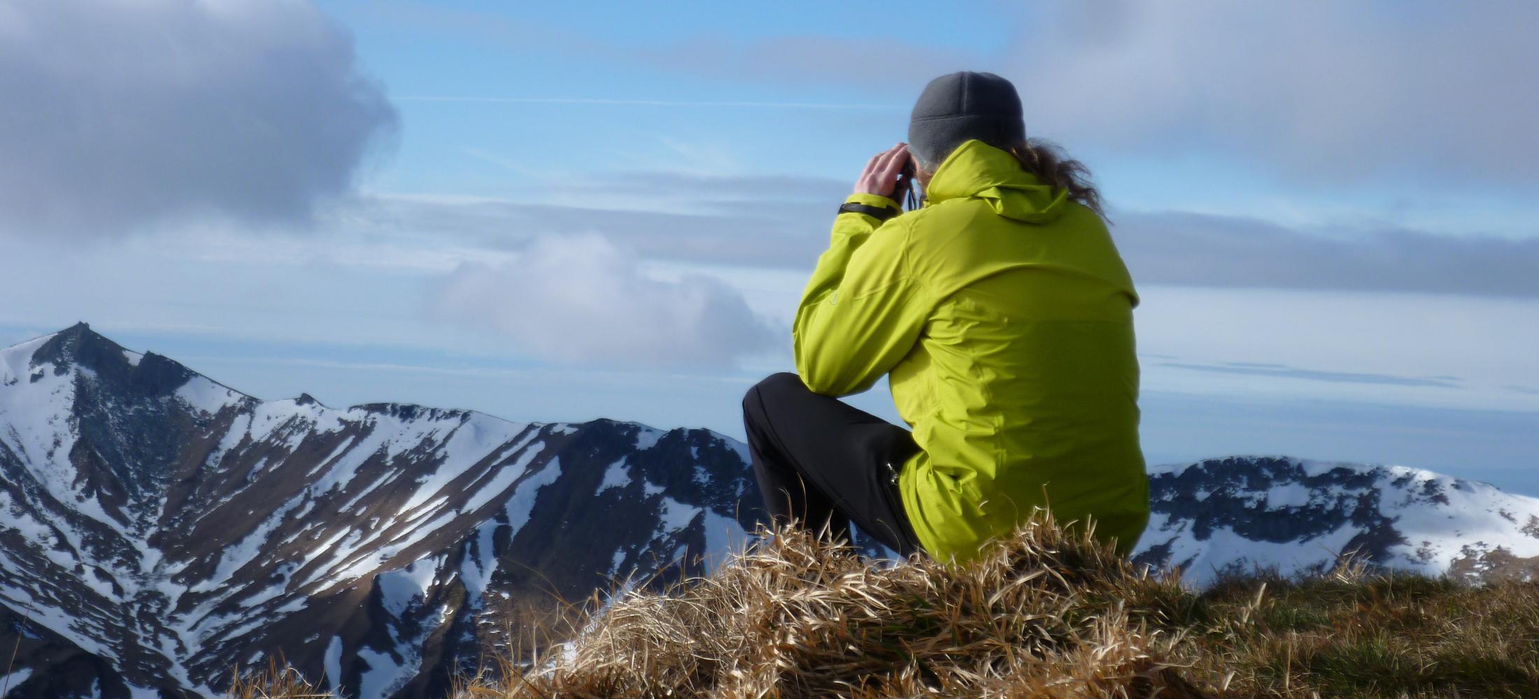 Randonnée en Chaîne des Puys et dans le Massif du Sancy