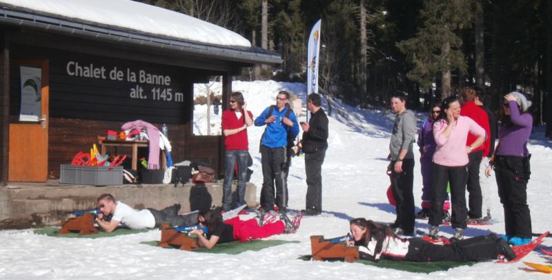 Biathlon Loisir avec Auvergn'Attitude