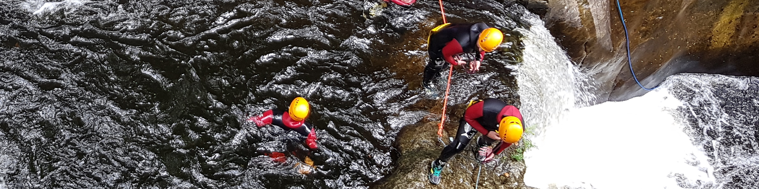 Canyoning en Auvergne